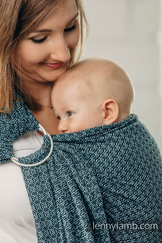 Glücksmomente Ring Sling Little love ocean